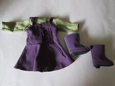 Retired American Girl JLY 2008 Jumper & Boots Set