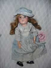 """Antique Armand Marseille 15"""" Bisque doll and composition body 390"""