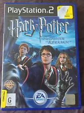 Harry Potter And The Prisoner Of Azkaban PlayStation 2 PS2 Game