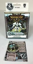 Warmachine Retribution of Scyrah Gorgon PIP 35056 Plastic + New Cards