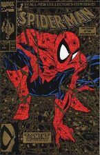 "Marvel Amazing  Spiderman #1  Comics  Wall Poster 8.5""x11""   Gold Variant"