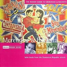 VARIOUS ARTISTS, Rough Guide to Merengue & Bachata, Excellent Enhanced
