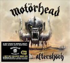 Motorhead  - Aftershock German Import CD/DVD Set  VG+