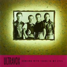 CD - Ultravox - Dancing With Tears In My Eyes - #A1072