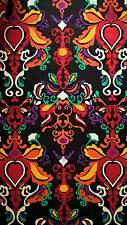 Indian Handmade Paper ~ Damask ~ Large Sheet 76 x 53cm ~ Cards, Wrapping, Art