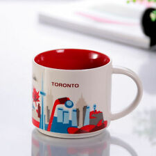 Coffee Mug You Are Here Collection Toronto Canadian City14 OZ in Box