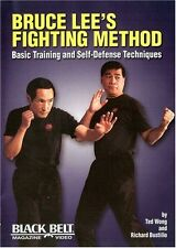 Bruce Lee's Fighting Method: Basic Traing and Self DVD Region ALL