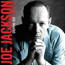 JOE JACKSON - STEPPIN' OUT-THE A&M YEARS 1979-89  CD NEU