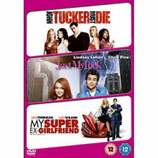 JOHN TUCKER MUST DIE JUST MY LUCK MY SUPER EX-GIRLFRIEND 3 DISC BOXSET DVD L NEW