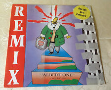 "ALBERT ONE (12""MAXI) ""FOR YOUR LOVE (ANOTHER VERSION)"" [RARE / ""ITALO DISCO""] M-"