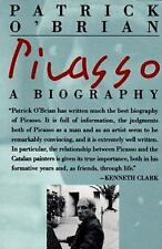 Picasso : A Biography by Patrick O'Brian (1994, Paperback)