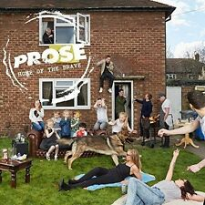 PROSE HOME OF THE BRAVE CD ALBUM (Released July 8th 2016)
