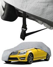 TODAY ONLY! | Wind-Proof & Waterproof Premium Car Cover | Large