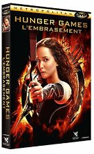 DVD *** HUNGER GAMES 2 - L'EMBRASEMENT *** ( neuf sous blister )