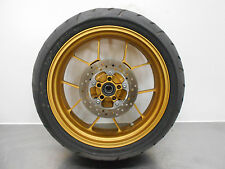 #0994 - 2008 07 08 Aprilia RSV 1000R Factory  Forged Rear Wheel / Tire