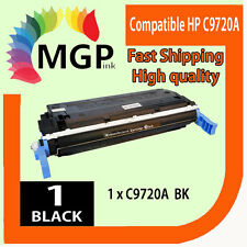1x BLACK Toner Cartridge C9720A for HP Laserjet 4600 4610 4650 4600DN 4650DN