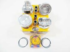 By OESupplier Japan Piston/Ring Kit (.50mm) 02-06 2.4L Honda CR-V K24A1 DOHC