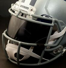 *NEW* OAKLEY 20% GRAY DARK-TINT Football Helmet EYE SHIELD VISOR FACE PROTECTOR