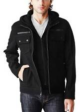 Mens Guess DALEY WOOL BOMBER JACKET Sz S NWT!