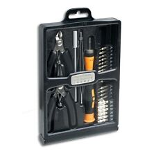 Syba SY-ACC65049 32 Pieces Hobby Tool Kit, Precision Screwdriver Set