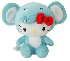 Hello Kitty Safari Plush Teddy Soft Toy - Elephant