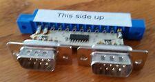 Commodore 64 64c 128 - 4 player joystick interface adapter - U.S. Seller