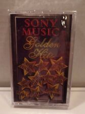 Sony Music CASSETTE Golden Hits SEALED- Tucker Tyler Horton Faith Egan Labelle
