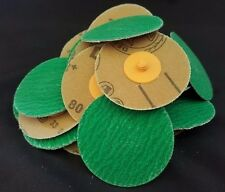 "ROLOC DISCS | 3"" 80 GRIT 