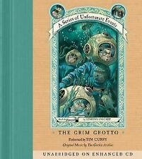 The Grim Grotto A Series of Unfortunate Events, Book 11)