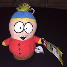 "Southpark Bean Bag Plush Cartman 5"" Comedy Central 2008 Nanco"