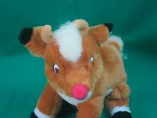 1999 PRESTIGE RUDOLPH THE RED NOSED REINDEER MOVIE PLUSH 3365 TOY CHRISTMAS