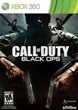 XBOX 360 & XBOX ONE CALL OF DUTY BLACK OPS GAME DISC PAL FREE POSTAGE