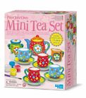 4M Paint Your Own Mini Tea Set , New, Free Shipping