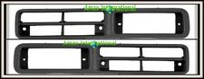 Fits NISSAN PICKUP 93 94 95 96 97 FRONT BUMPER GRILLE INSERT FINISH PANEL L + R