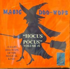 Magic Doo-Wops 'HOCUS POCUS' - Vol# 1 - 22 Tracks