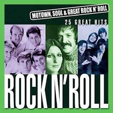 WCBS FM: Motown, Soul and Rock N Roll -CD  25 hits Paypal only USA only
