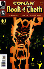 CONAN Book of Thoth #1 (of 4) New Bagged