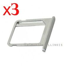 Lots of 3 iPhone 4 4Gs SIM Card Tray Holder Replacement Part USA Seller