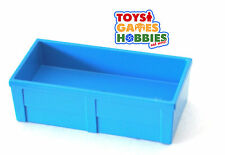 *NEW* LEGO DUPLO Blue Feeding Trough - Animals Farm Zoo Yard Building Food Barn