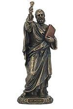 """8.5"""" Saint St Peter The Apostle San Pedro Santo Statue Figurine Religious Decor"""