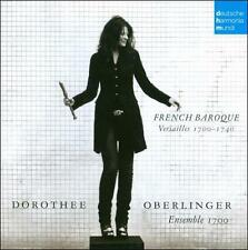 French Baroque: Versailles 1700-1740 (CD, Jan-2011, DHM Deutsche Harmonia Mundi)