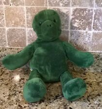 "Build-A-Bear Green Turtle 17"" NWOT BABW Plush Stuffed Animal"