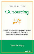 Outsourcing: A Guide to ... Selecting the Correct Business Unit ... Negotiating