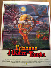 FROM BEYOND THE GRAVE ORIGINAL POSTER AMICUS PETER CUSHING