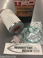 High Performance TRD OIL FILTER TOYOTA TUNDRA SEQUOIA LAND CRUISER(PTR43-00081)