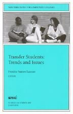 Transfer Students: Trends and Issues: New Directions for Community Colleges (J-B