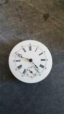 VINTAGE 34MM SWISS POCKETWATCH MOVEMENT