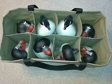 8 Pocket Duck Over Size, Super Magnum, Lesser Goose Custom Decoy Bag NEW