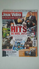 JEUX VIDEO MAGAZINE N°153 - Octobre Novembre 2013 - HITS DE NOEL 2013 PS4