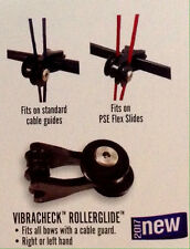 NEW PSE ARCHERY VIBRACHECK ROLLERGLIDE ROLLER GLIDE CABLE SLIDE PSE Universal